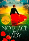 No Place For A Lady - Book