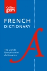 French Gem Dictionary : The World's Favourite Mini Dictionaries - Book