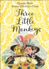 Three Little Monkeys - Book