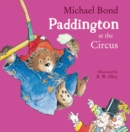Paddington at the Circus - Book