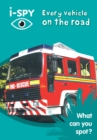 i-SPY Every vehicle on the road : What Can You Spot? - Book