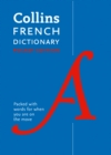 French Pocket Dictionary : The Perfect Portable Dictionary - Book