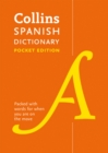 Spanish Pocket Dictionary : The Perfect Portable Dictionary - Book