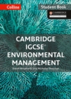 Cambridge IGCSE (TM) Environmental Management Student's Book - Book