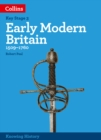 KS3 History Early Modern Britain (1509-1760) : Powered by Collins Connect, 1 Year Licence - Book