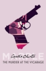 The Murder at the Vicarage - Book