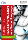 Cambridge IGCSE (TM) English as a Second Language Revision Guide - Book