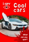 i-SPY Cool Cars : What Can You Spot? - Book
