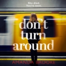 Don't Turn Around - eAudiobook