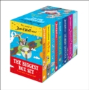 The World of David Walliams: The Biggest Box Set - Book