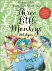 Three Little Monkeys Ride Again - Book