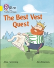 The Best Vest Quest : Band 03/Yellow - Book