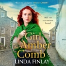 The Girl with the Amber Comb - eAudiobook
