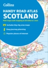 Collins Handy Road Atlas Scotland - Book