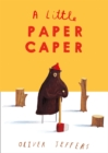 A Little Paper Caper - Book