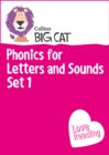 Collins Big Cat Phonics for Letters and Sounds Set - Book
