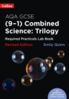 AQA GCSE Combined Science (9-1) Required Practicals Lab Book - Book