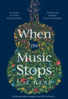 When the Music Stops - Book