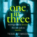 One in Three - eAudiobook