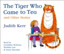 The Tiger Who Came to Tea and other stories CD collection - Book