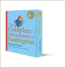 The Complete Adventures of Paddington : The 15 Complete and Unabridged Novels in One Volume - Book