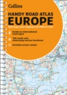Road Atlas Europe 2021 Handy : A5 Spiral - Book