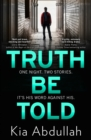 Truth Be Told - Book