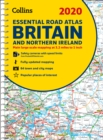 2020 Collins Essential Road Atlas Britain and Northern Ireland - Book
