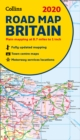 2020 Collins Map of Britain - Book