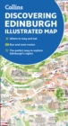 Discovering Edinburgh Illustrated Map - Book