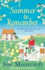 A Summer to Remember - Book