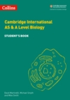 Cambridge International AS & A Level Biology Student's Book - Book