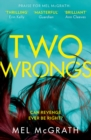 Two Wrongs - Book