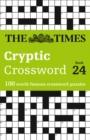 The Times Cryptic Crossword Book 24 : 100 World-Famous Crossword Puzzles - Book