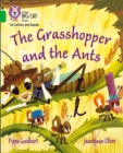 The Grasshopper and the Ants : Band 05/Green - Book