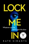 Lock Me In - Book