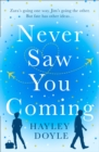 Never Saw You Coming - eBook