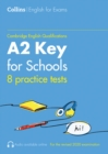 Practice Tests for A2 Key for Schools (KET) - Book