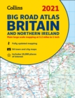 GB Big Road Atlas Britain 2021 : A3 Paperback - Book