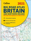 GB Big Road Atlas Britain 2021 : A3 Spiral - Book