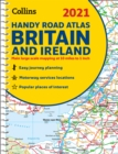 GB Road Atlas Britain 2021 Handy : A5 Spiral - Book