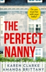 The Perfect Nanny - Book