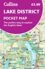 Lake District Pocket Map : The Perfect Way to Explore the English Lakes - Book