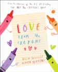 LOVE FROM CRAYONS HB - Book