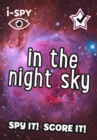 i-SPY In the Night Sky : What Can You Spot? - Book