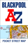 Blackpool A-Z Pocket Street Map - Book