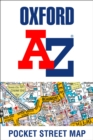 Oxford A-Z Pocket Street Map - Book