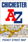 Chichester A-Z Pocket Street Map - Book