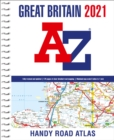 Great Britain A-Z Handy Road Atlas 2021 (A5 Spiral) - Book