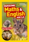 Awesome Maths and English Age 3-5 : Home Learning and School Resources from the Publisher of Revision Practice Guides, Workbooks, and Activities. - Book